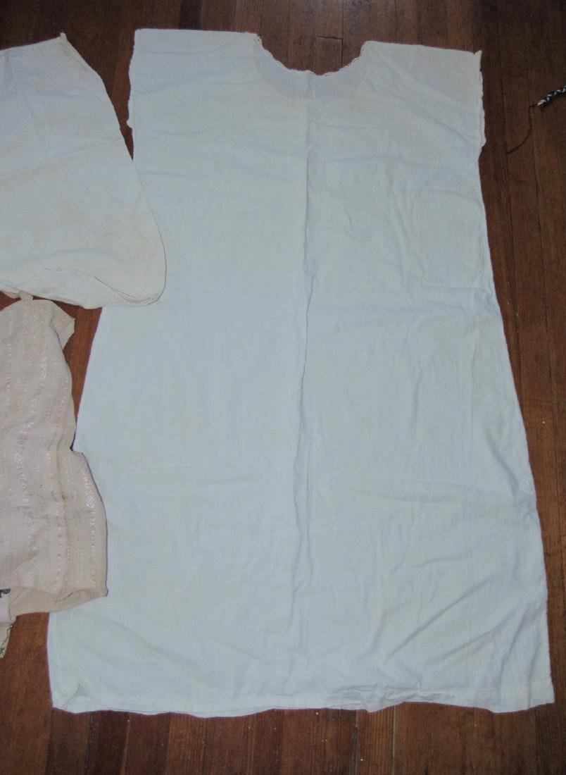 Antique / Vintage Night Gowns & Girdle - 3