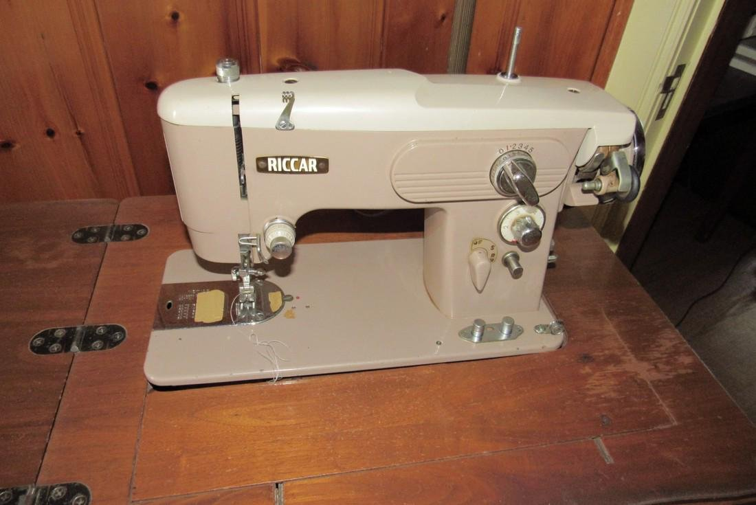 Riccar Sewing Machine - 3