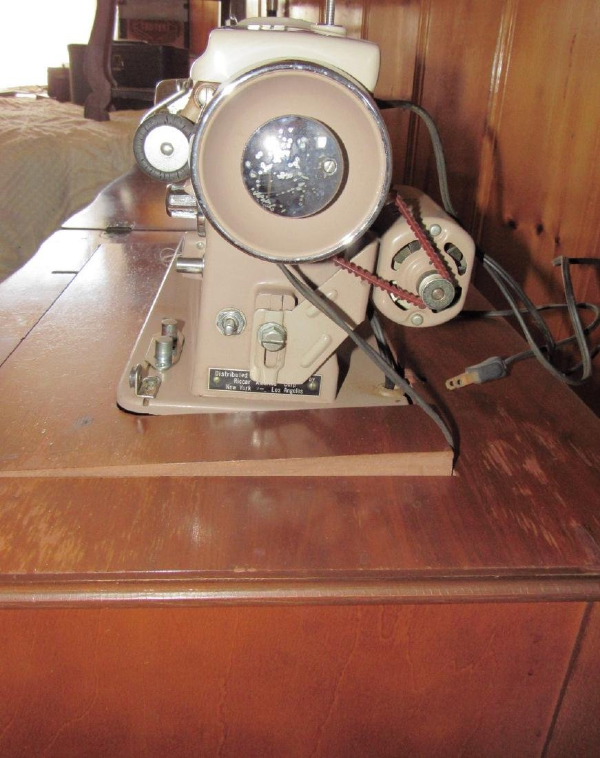 Riccar Sewing Machine - 4