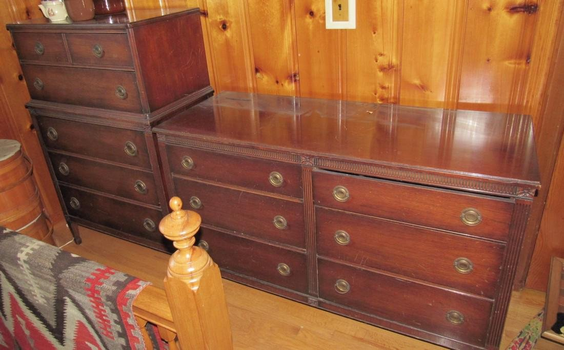 Kent Dresser & Chest of Drawers