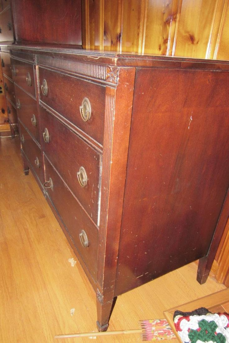 Kent Dresser & Chest of Drawers - 5