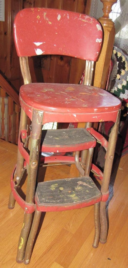 Vintage Cosco Step Stool