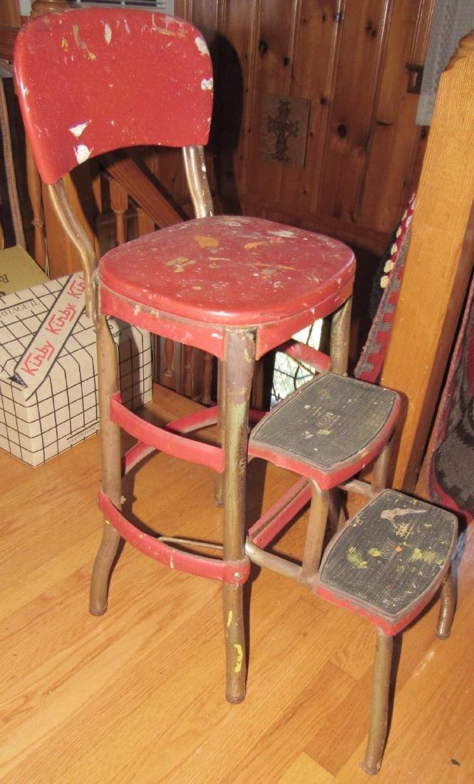 Vintage Cosco Step Stool - 3