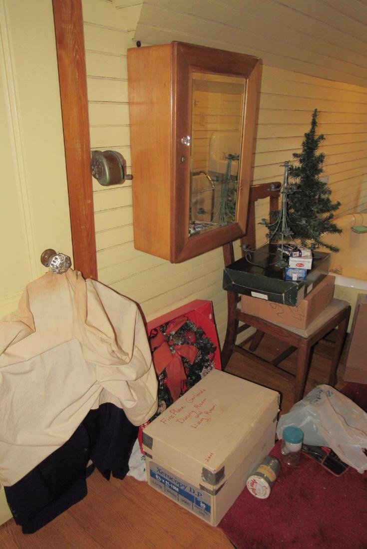 Medicine Cabinet Oak Chair Misc Christmas