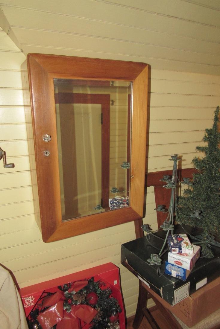 Medicine Cabinet Oak Chair Misc Christmas - 4