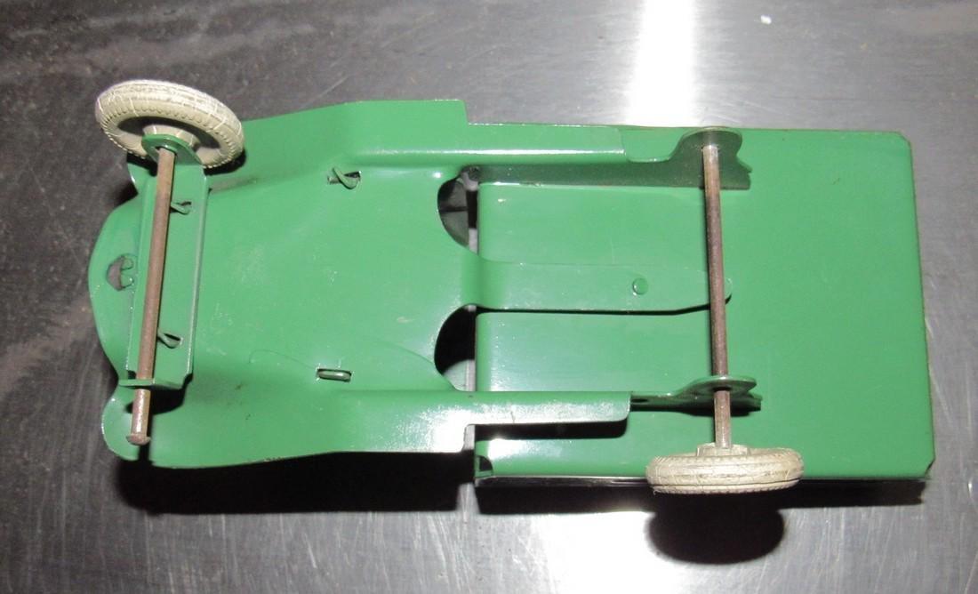 Tin Stake Body Toy Truck - 4