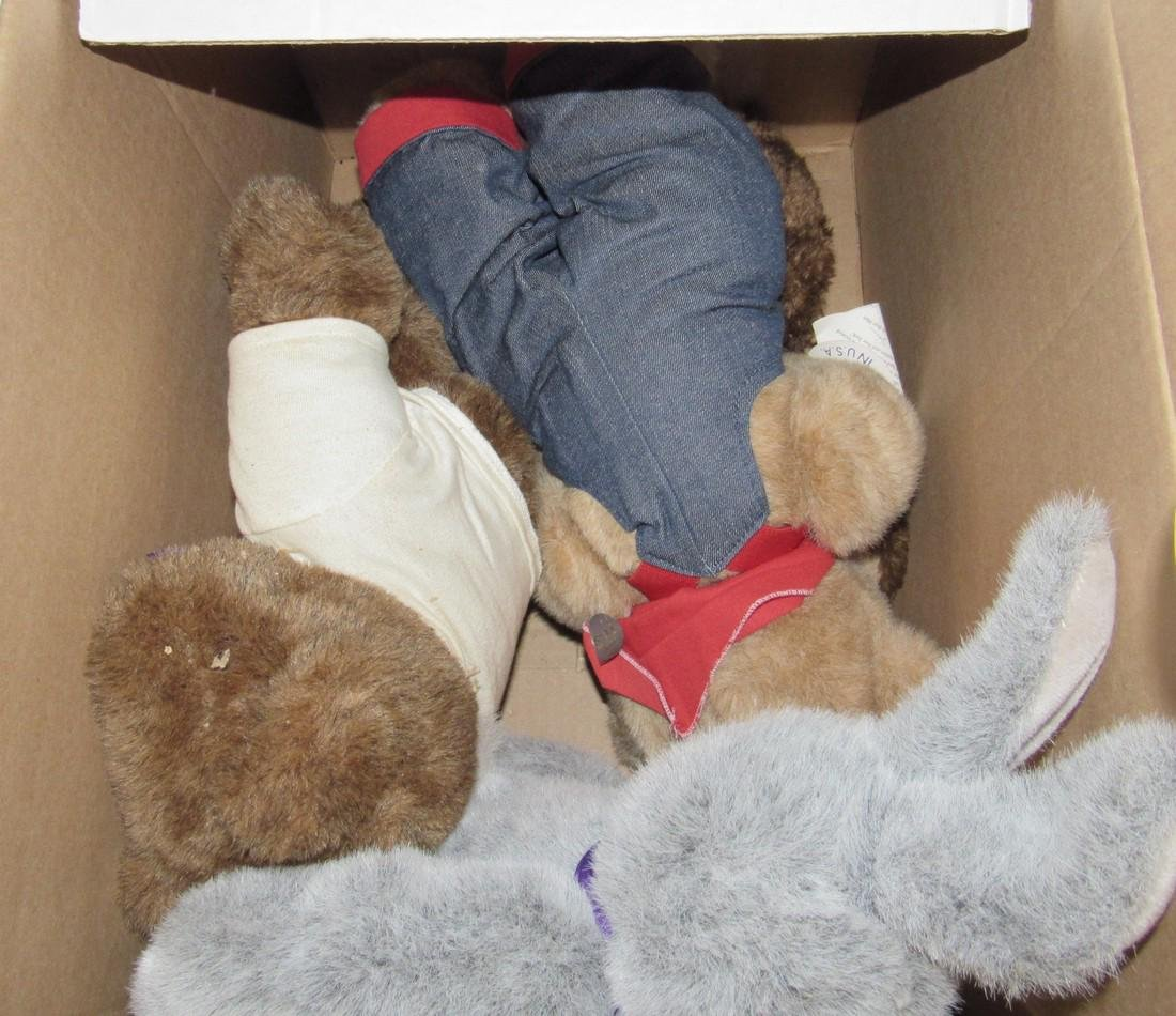 Partial Room Contents Dresser Stuffed Animals VHS Tapes - 7