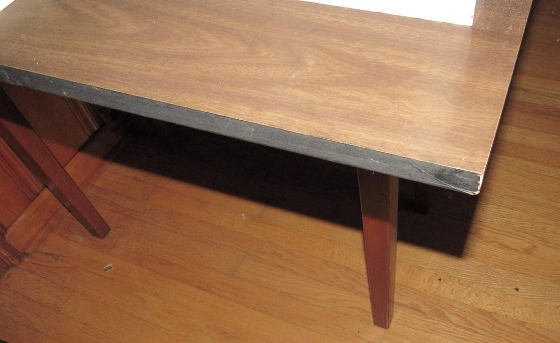 Bench & Table - 3