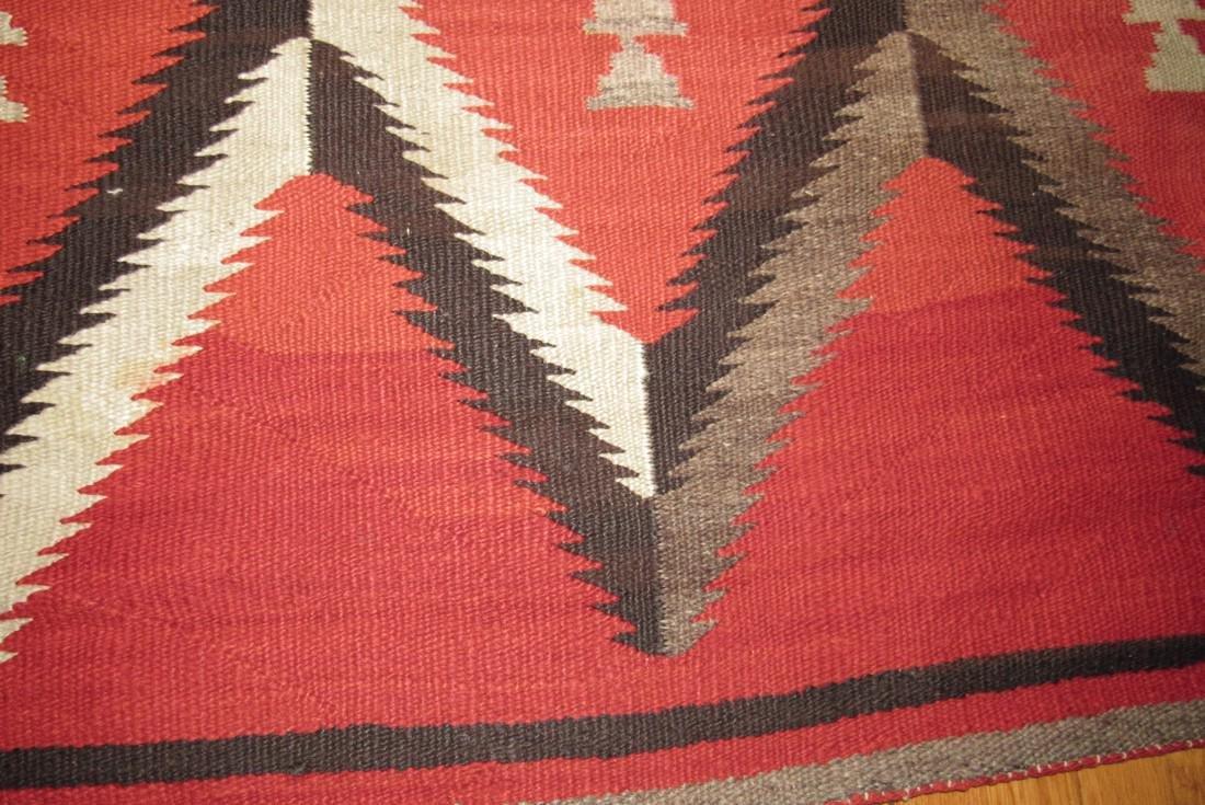 Navajo Indian Rug - 10