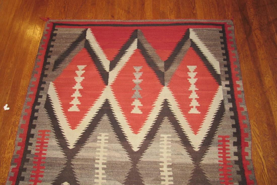 Navajo Indian Rug - 5