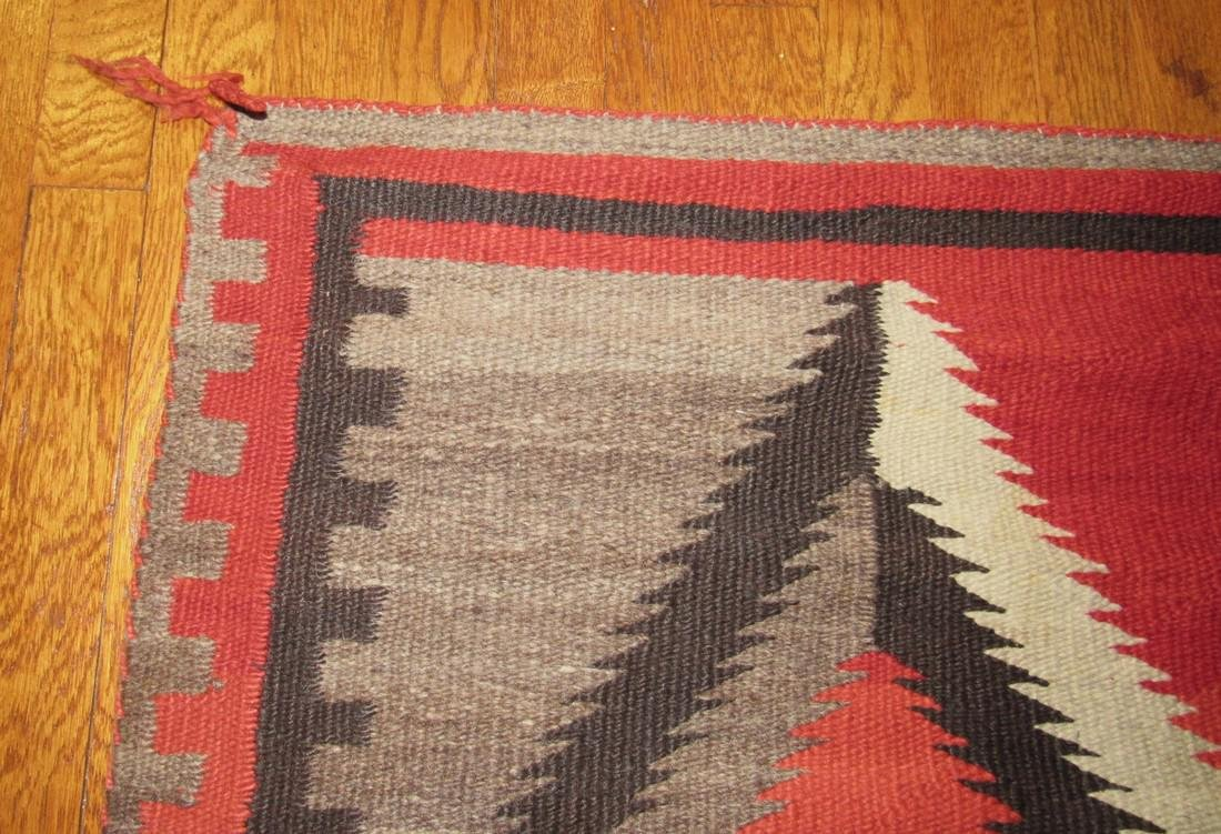 Navajo Indian Rug - 6
