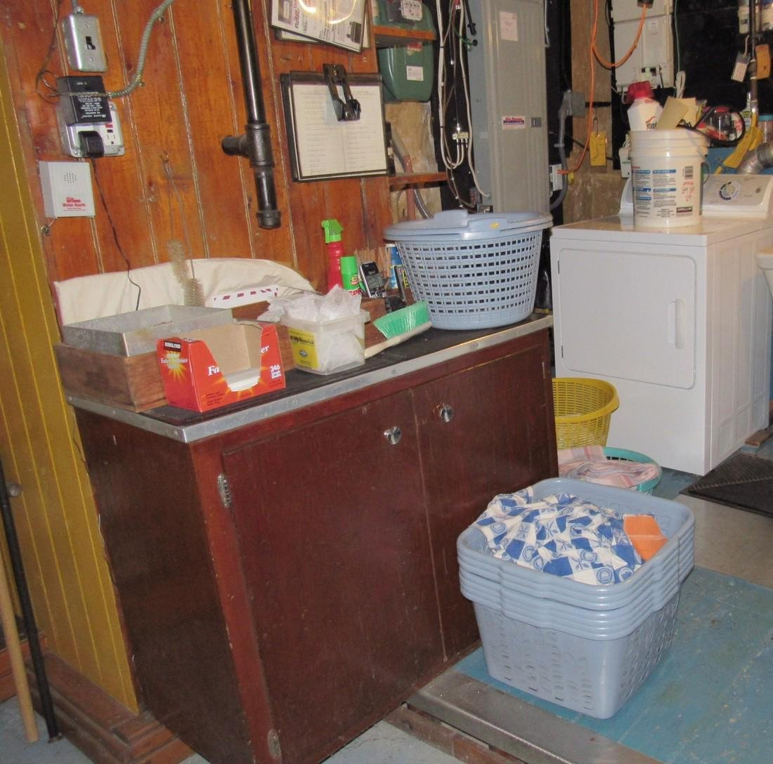 Laundry Room Bathroom Contents Hoses Extension Cords
