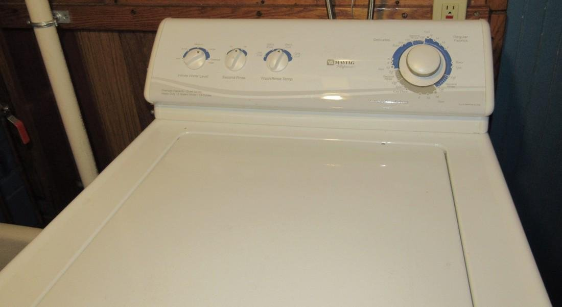 Maytag Performa Oversized Capacity Washer Works ! - 2