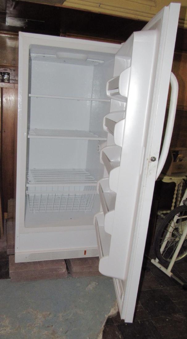 2008 Frigidaire Upright Freezer Works ! - 2