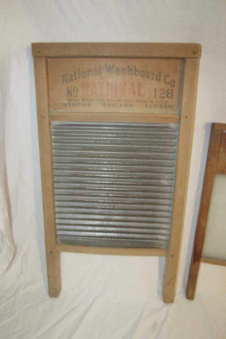 3 Antique Washboards - 2