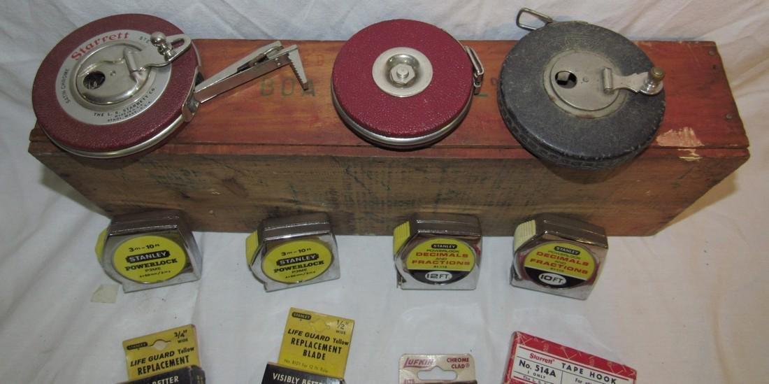 Starrett Steel Tapes Hooks Lufkin Replacement Blade - 2