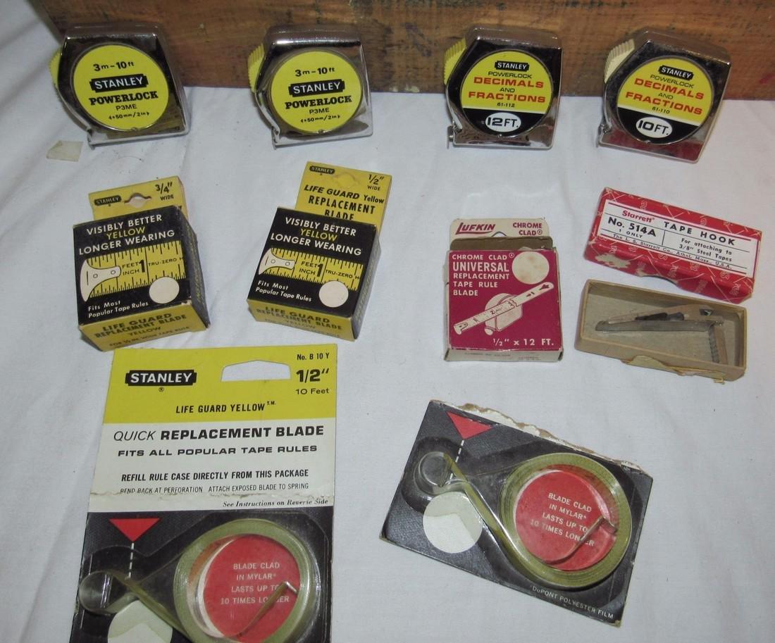 Starrett Steel Tapes Hooks Lufkin Replacement Blade - 3