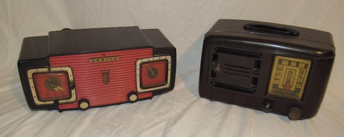 Emerson & Zentith Radios