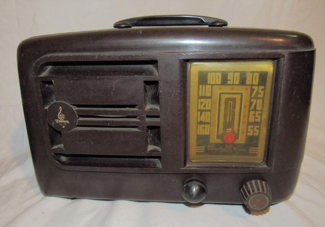 Emerson & Zentith Radios - 3