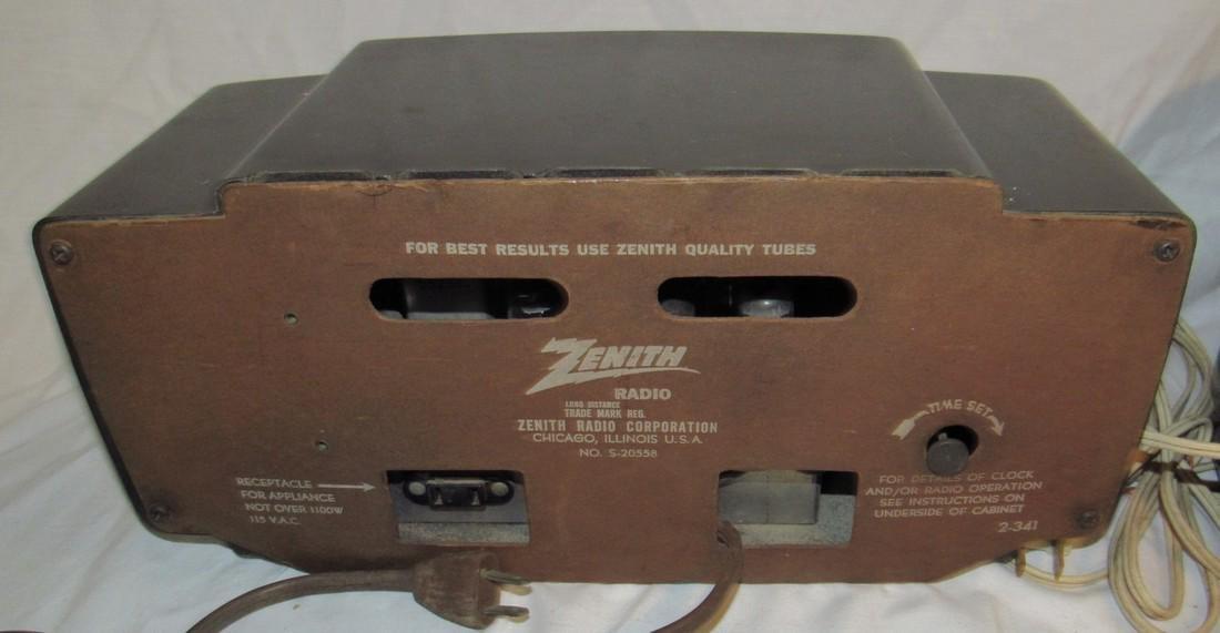 Emerson & Zentith Radios - 5