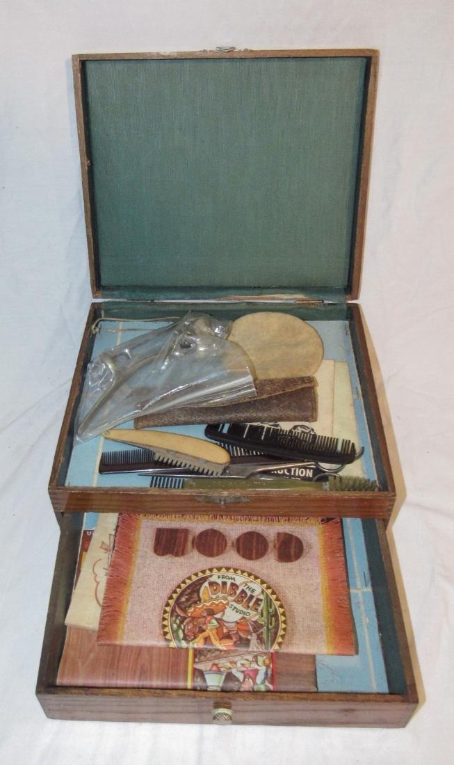 Oak Document / Shaving Box - 2