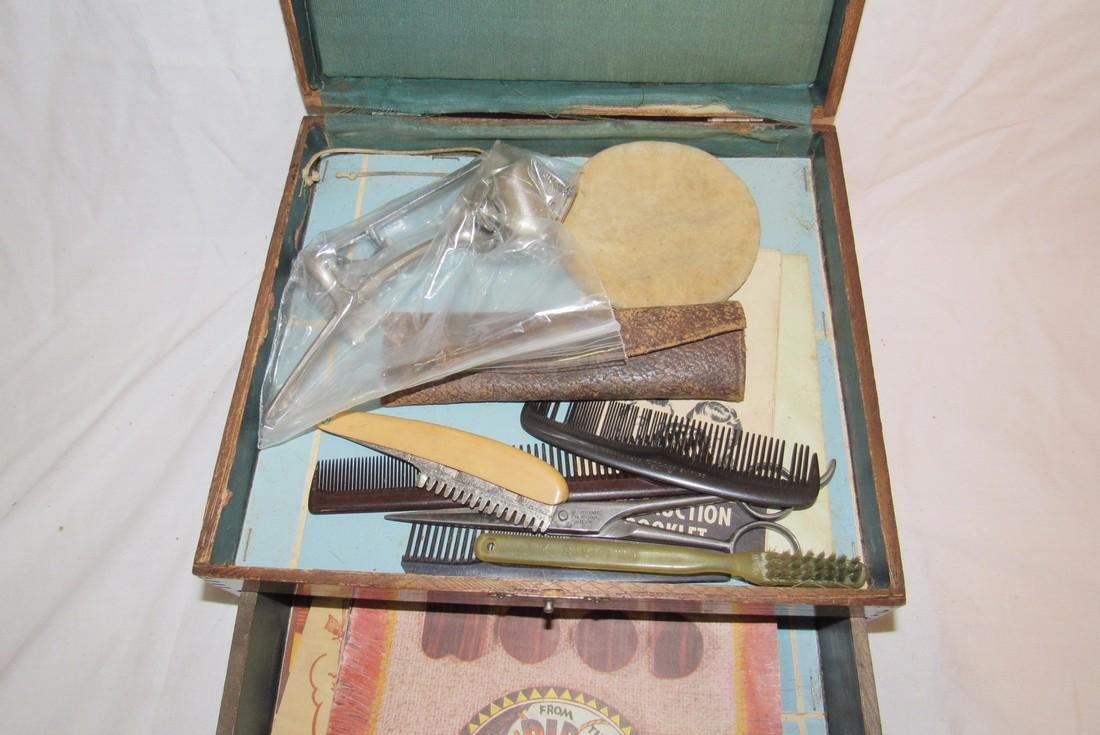 Oak Document / Shaving Box - 3