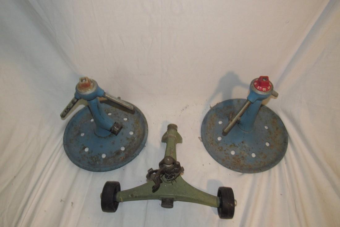 3 Vintage Water Sprinklers - 2