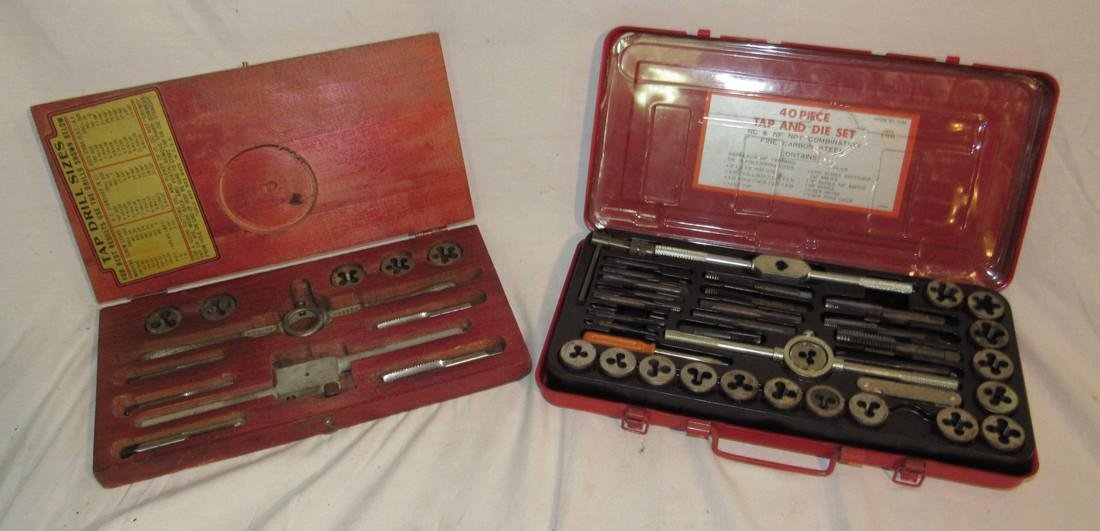 Ace & Japan Tap & Die Sets