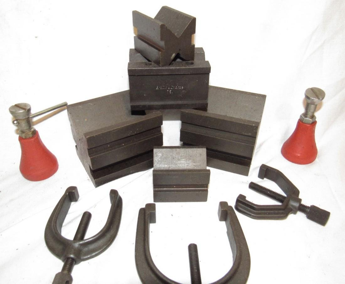 Brown & Sharpe 749 751 749A Pullers - 2