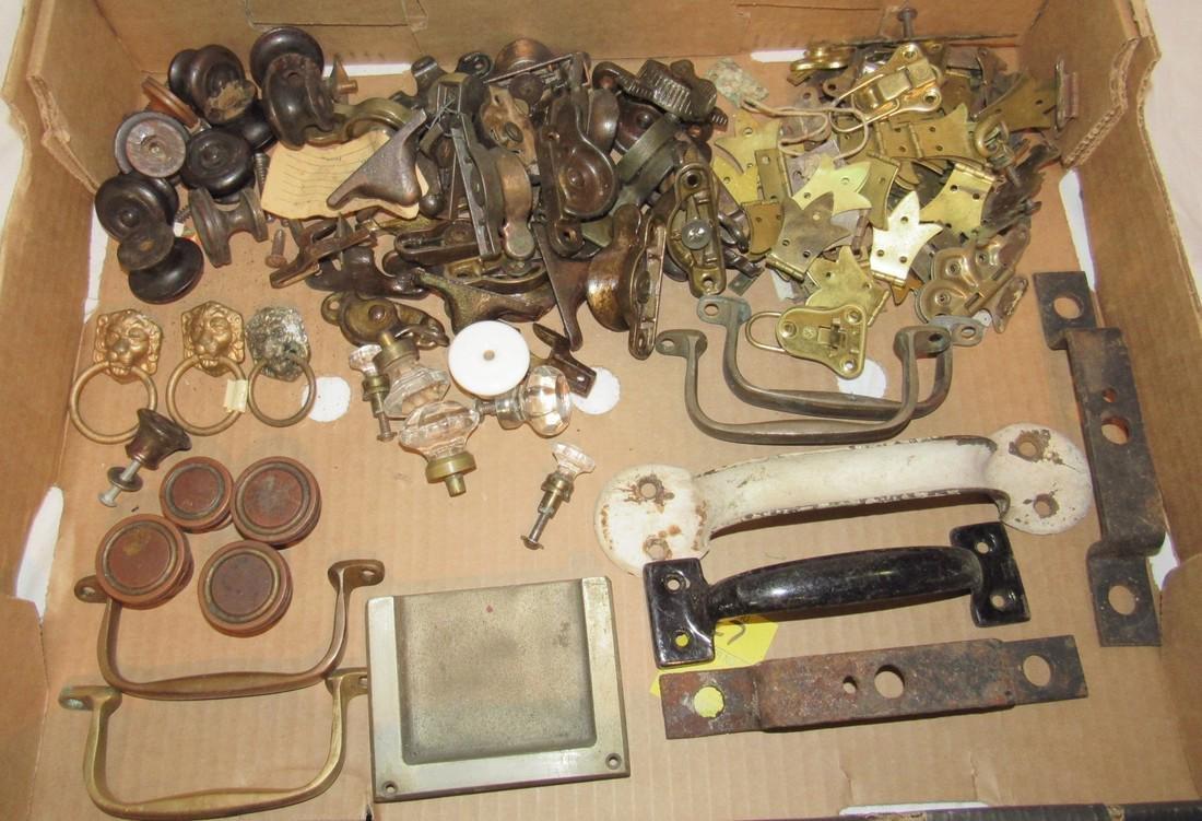 Brass Drawer Knobs Sash Locks Hinges Pulls Hardware