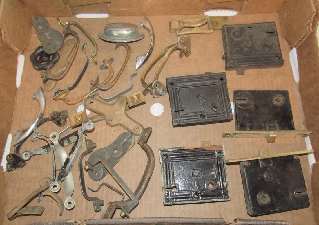 Drawer Pulls Door Locks Misc Antique Vintage Hardware