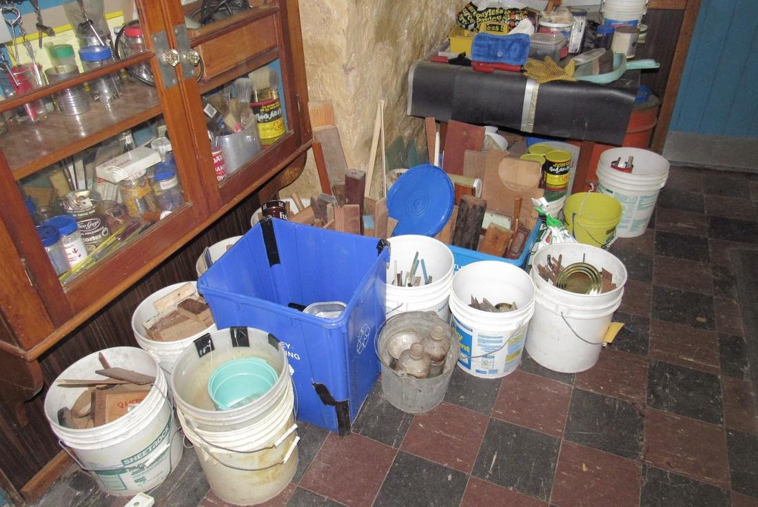 Hardware Scrap Iron Electrical Items Tools - 2