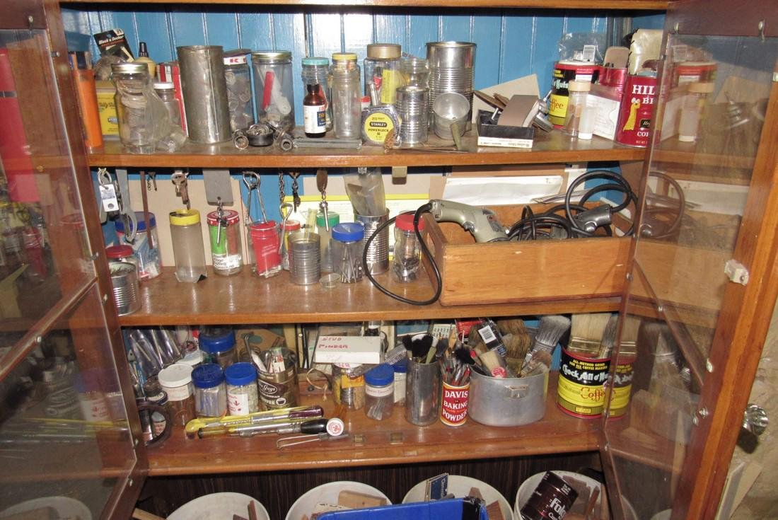 Hardware Scrap Iron Electrical Items Tools - 4