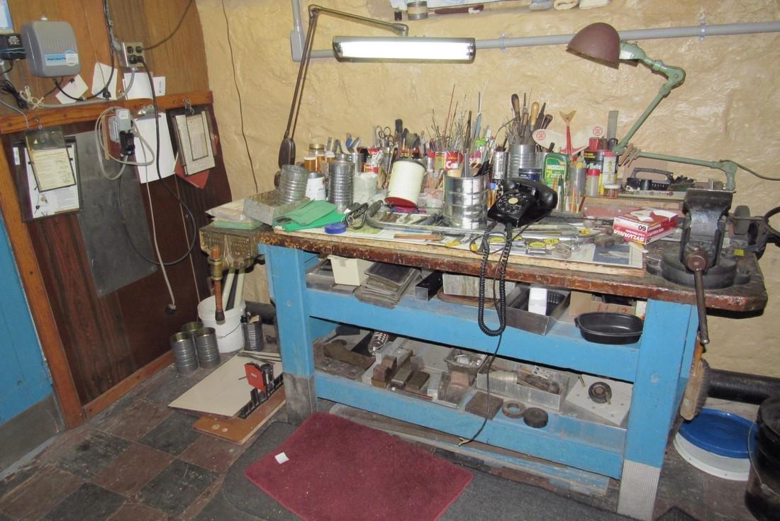 Partial Workshop Contents Tools & Misc