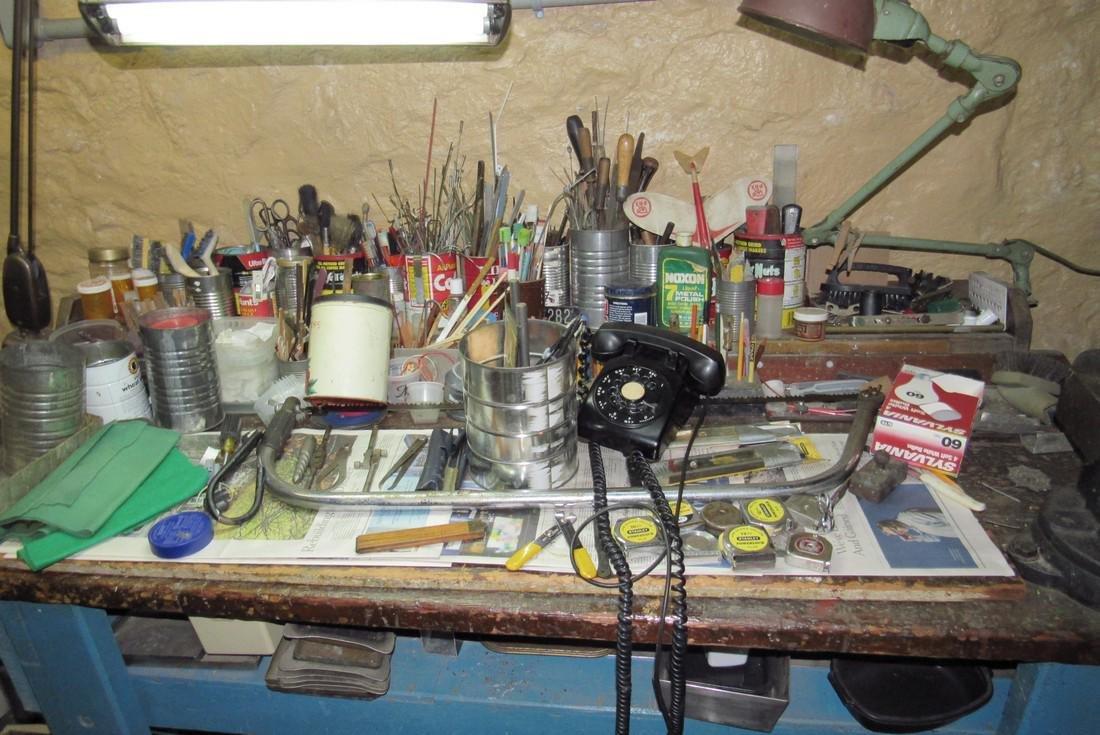 Partial Workshop Contents Tools & Misc - 2