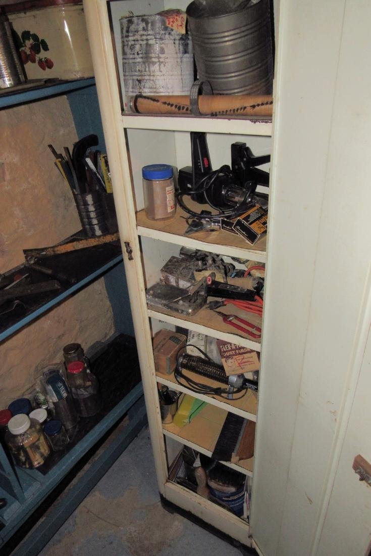 Parts Hardware Room Contents Saws Garden Tools - 10