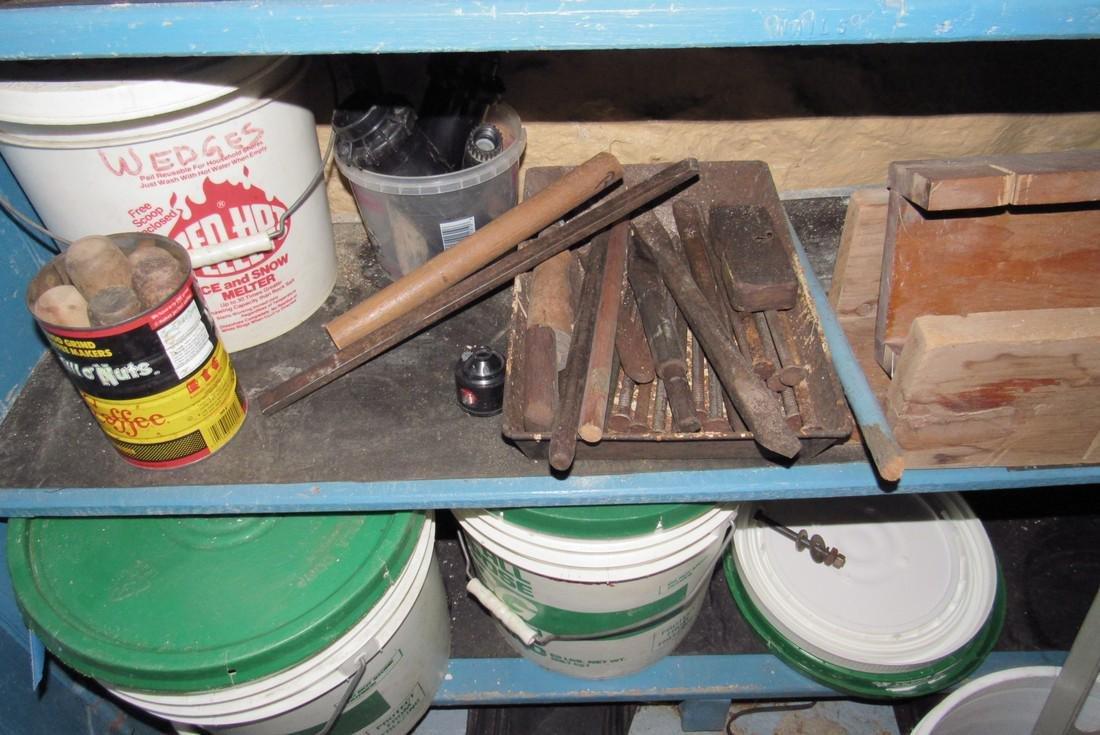 Parts Hardware Room Contents Saws Garden Tools - 4