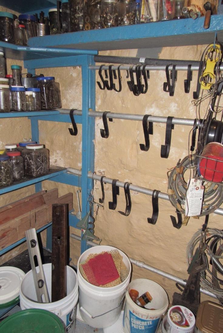 Parts Hardware Room Contents Saws Garden Tools - 5