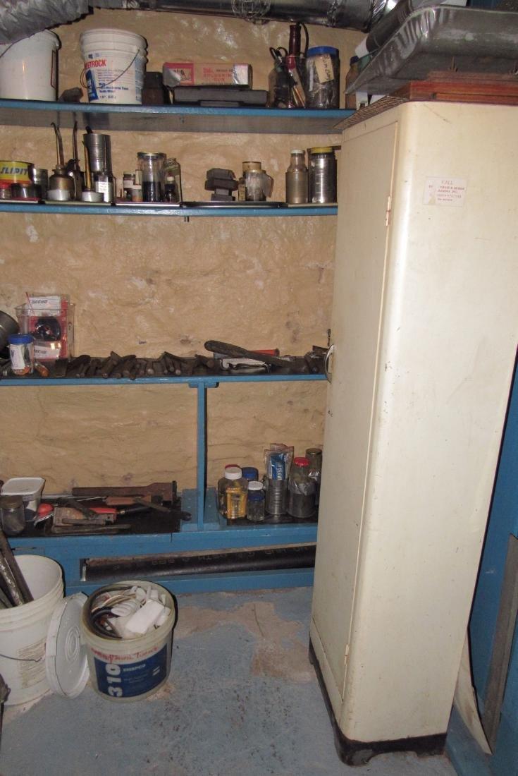 Parts Hardware Room Contents Saws Garden Tools - 8