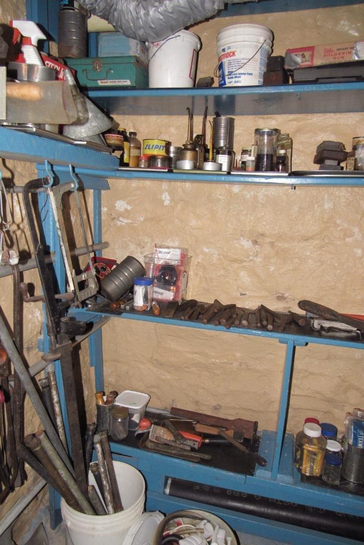 Parts Hardware Room Contents Saws Garden Tools - 9