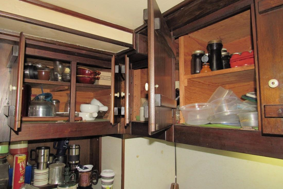 Contents of Kitchen - 3
