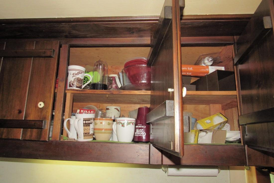 Contents of Kitchen - 4