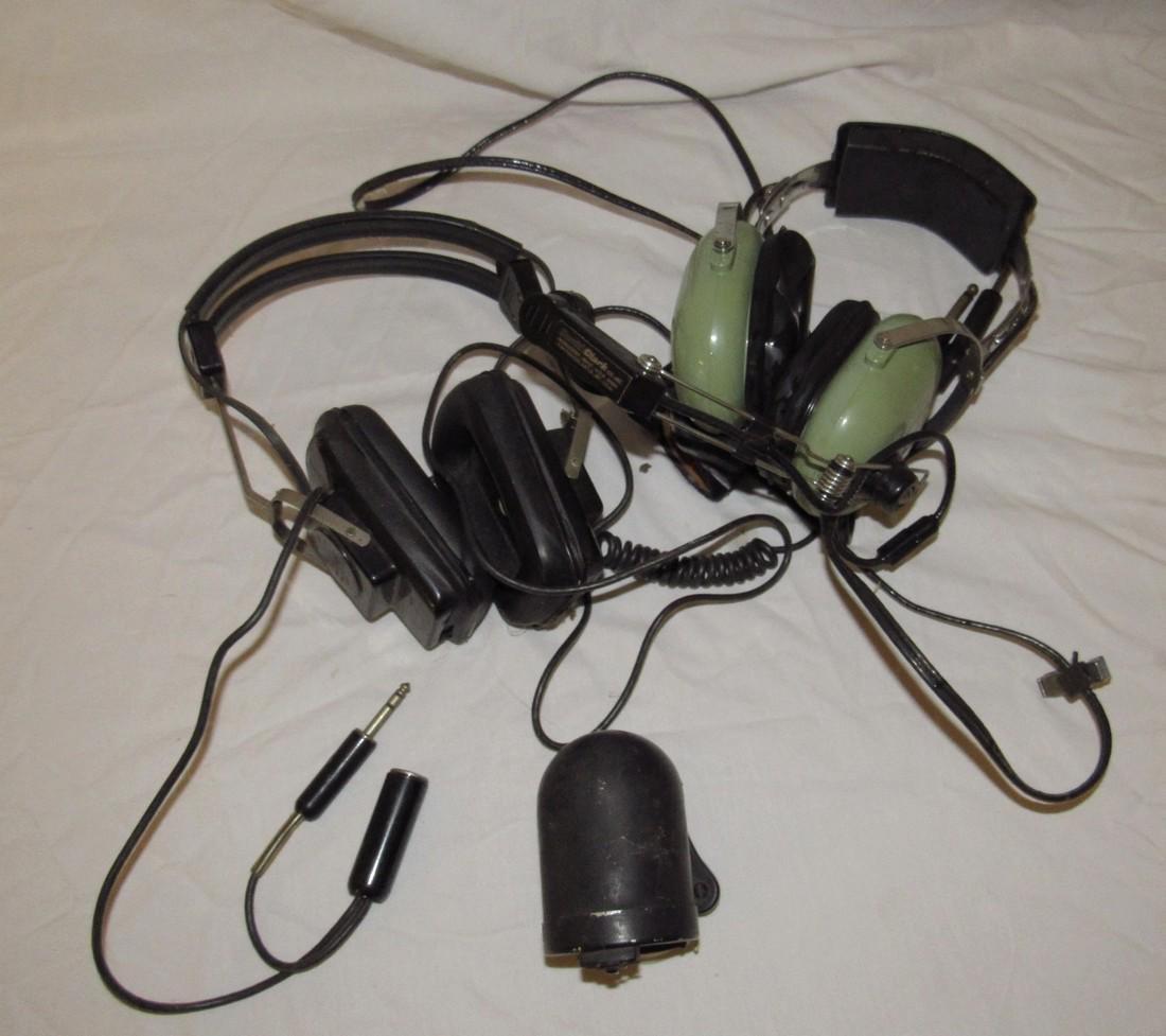 Clark H10-30 Headphones & Compass