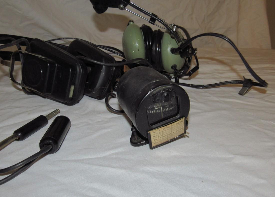 Clark H10-30 Headphones & Compass - 2