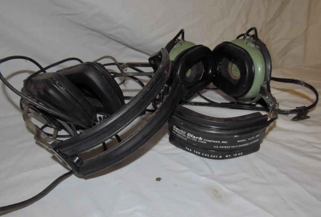 Clark H10-30 Headphones & Compass - 4