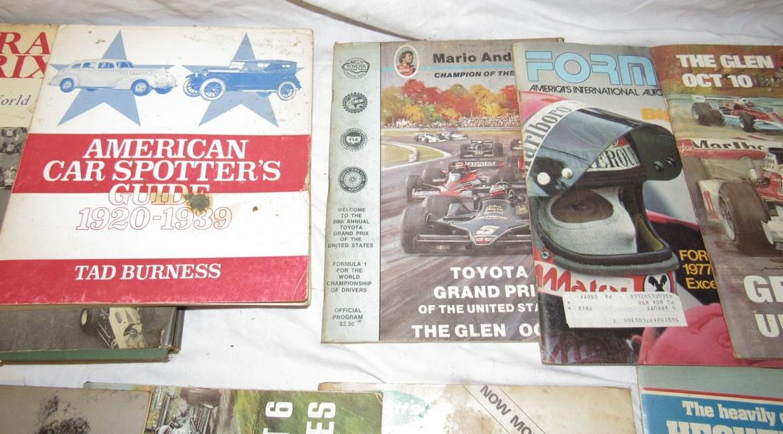 Vintage Grand Prix Racing Programs The Glen Canada - 5