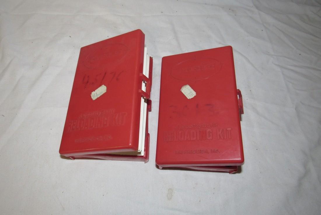 2 Lee Reloading Kits