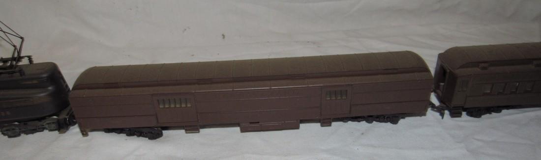 Pennsylvania 4828 Electric Locomotive & Passenger Cars - 3