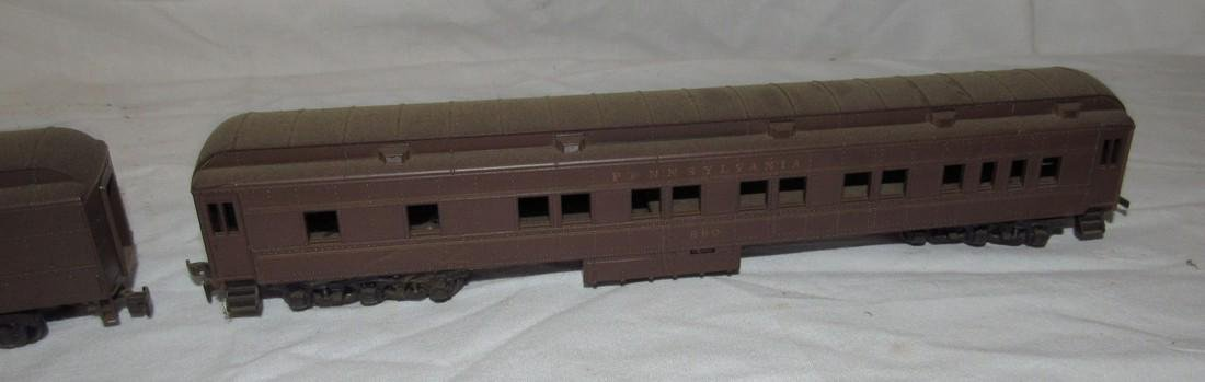 Pennsylvania 4828 Electric Locomotive & Passenger Cars - 7
