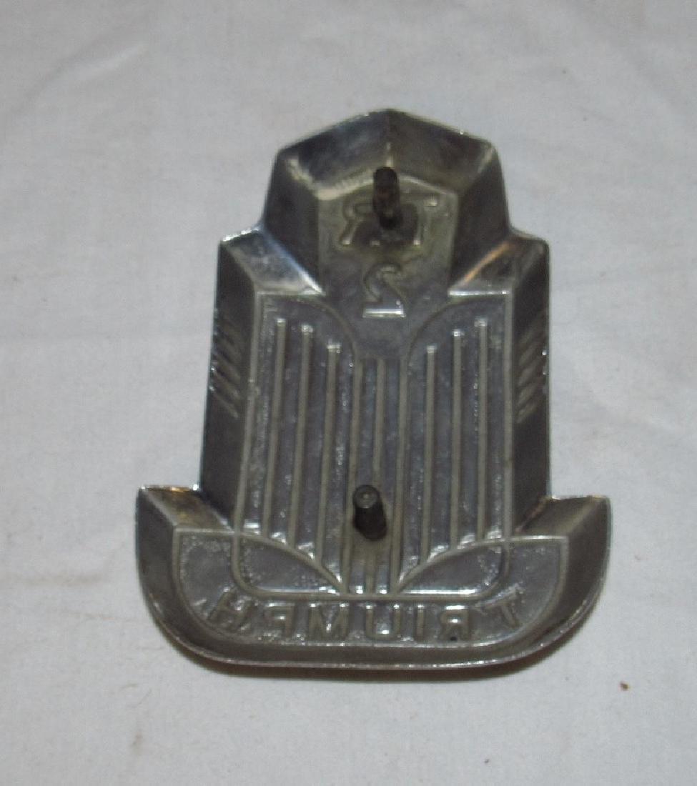 Triumph TR 2 Emblem - 2